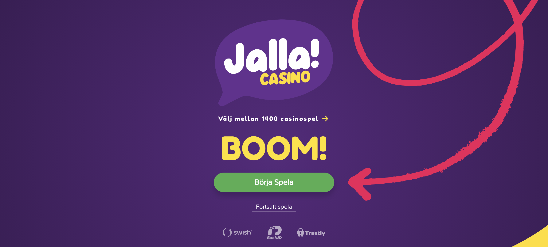 Jalla Casino Recension 2021