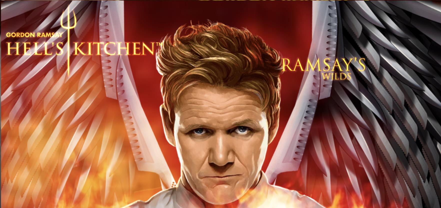 Gordon Ramsay » Hell's Kitchen Video Slot 2021 » Ny slot från Netent! Testa att spela detta häftiga spel. Spela hos några av våra Casinon.