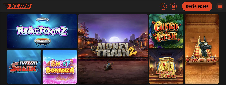 Förklarat online casino hos spelbolaget