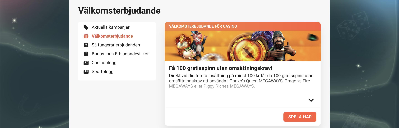 LeoVegas Bonusar 2021 » Tre olika bonusare finns det att välja på! LeoVegas bonusar 2021 för Svenska spelare. Världsklass måste vi säga!