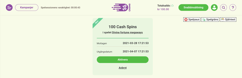 YoYo Casino Bonus 2021