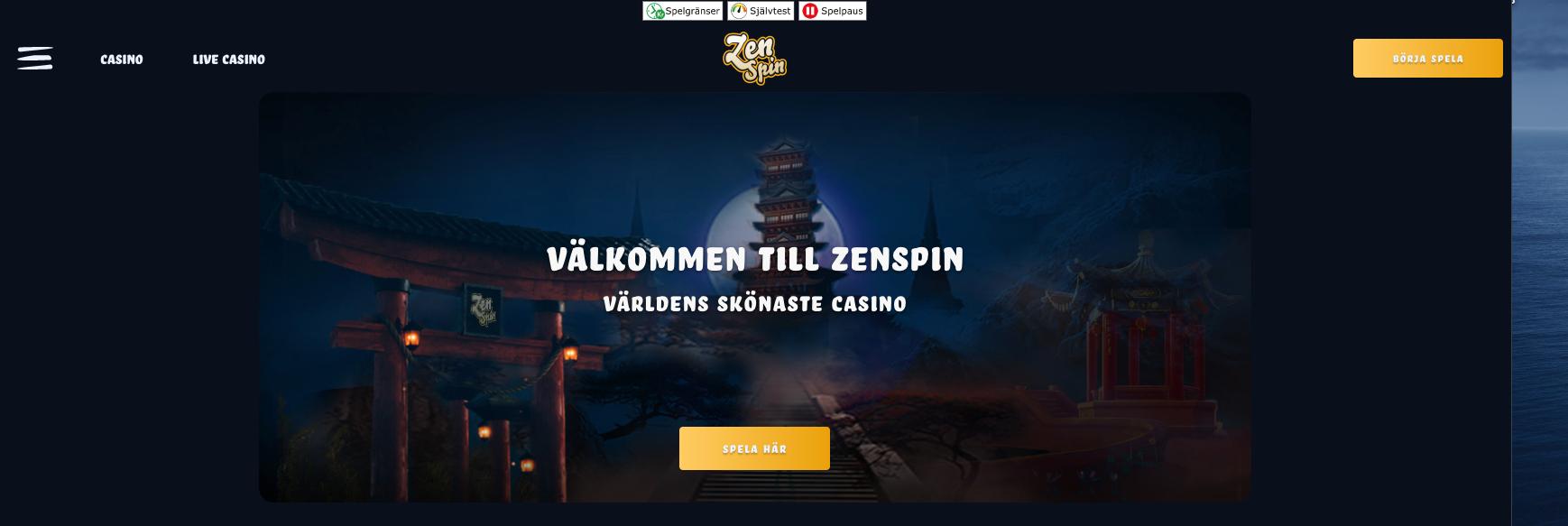 Zenspin-casino-recension