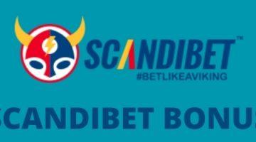Casino och odds bonus hos Scandibet